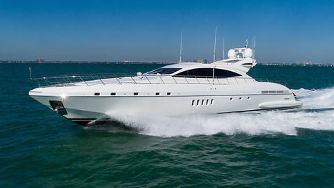Mangusta 92 Only One Yacht for Charter