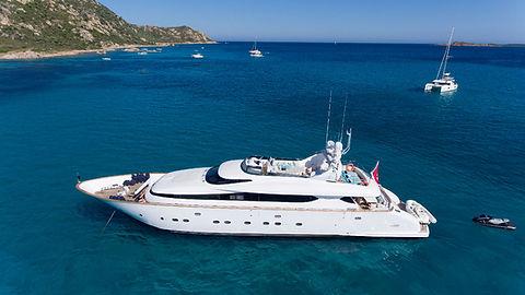 Yacht for Charter Sardinia | WYB