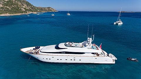 Yacht for Charter Sardinia