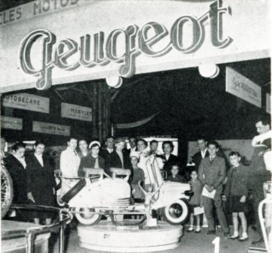 Foire de Bordeaux Juin 1956