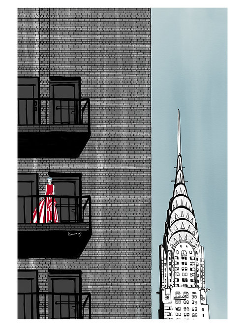 """Fashion your Highrise"""