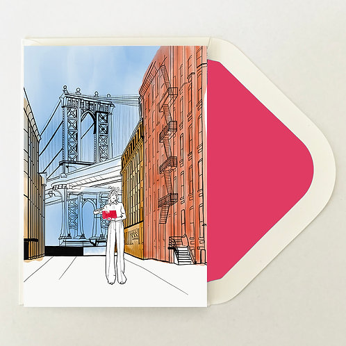 Greeting Card | Onto Brooklyn