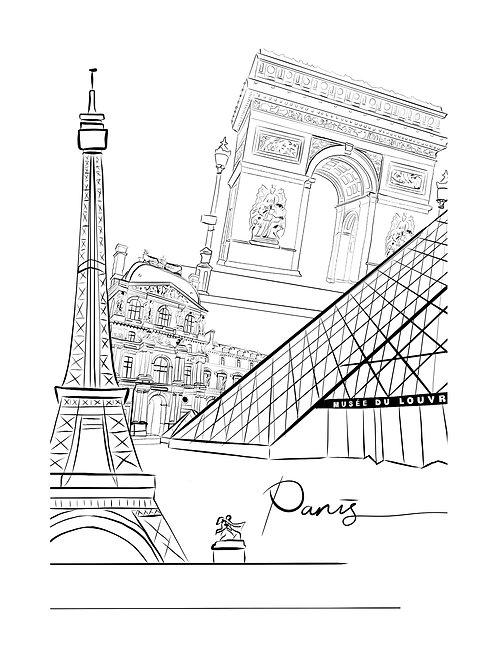 """""""We Paris"""""""