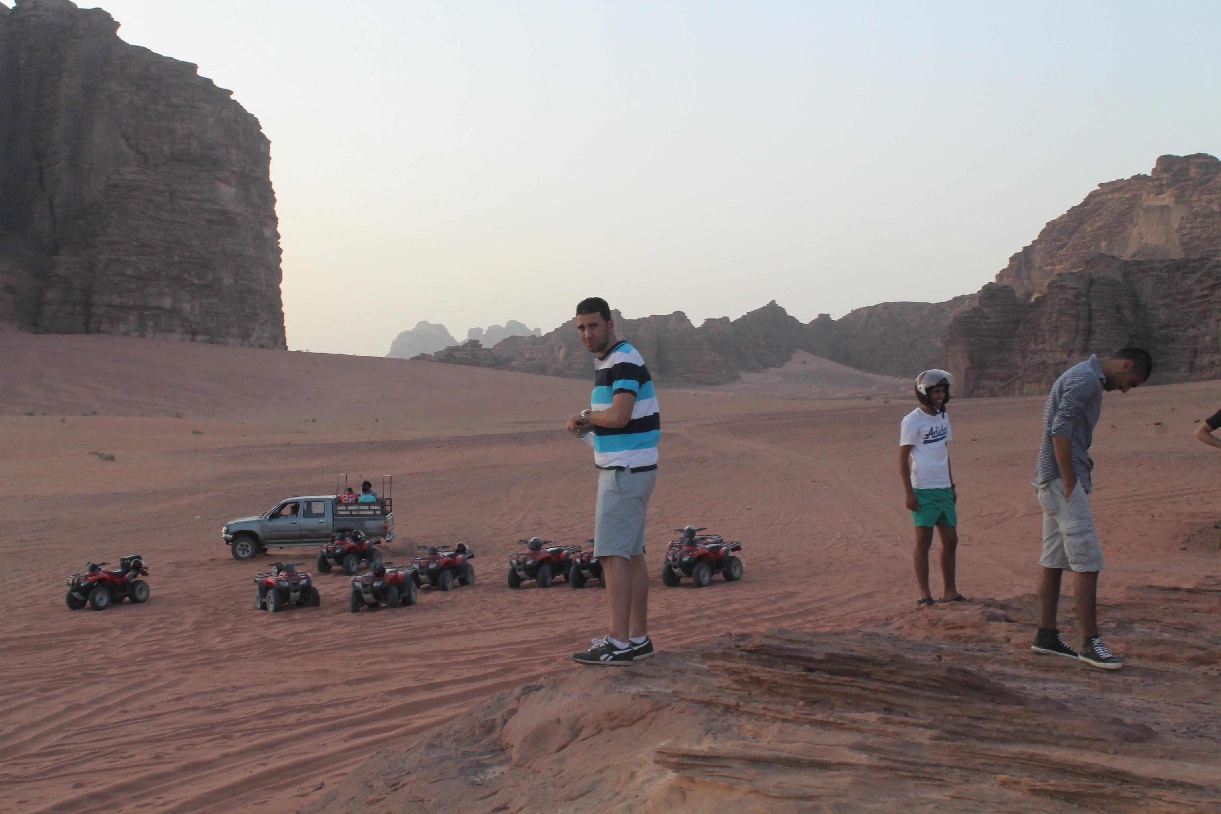 Wadi Rum Trips