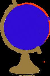 Globo ilustrada