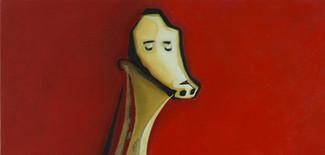 Cavallo In Rosso
