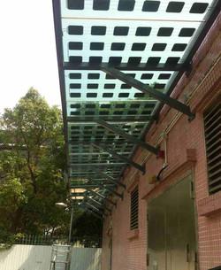 Chung Yan Rd Sewage Treatment Works 松仁路渠