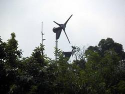 Ma Wan Park WInd Turbine 馬灣公園風力渦輪機