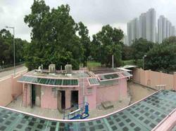 Chung Mun Rd Sewage Treatment Works 松滿路渠