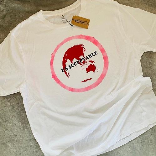 men's/unisex eco-Punk artshirt