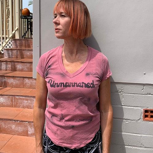 eco-Punk 'unmannered' artshirt