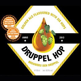 DRUPPEL HOP