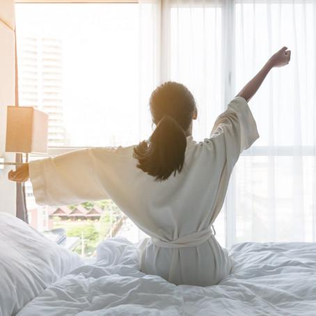 10 Razões para uma boa noite de sono