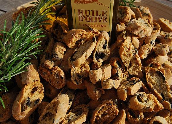 Croquant aux Olives et herbes de Provence