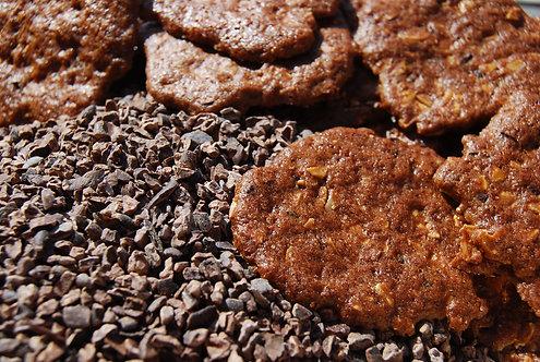 """Caladons Nîmois """"Fève de Tonka et Grué de Cacao"""""""""""