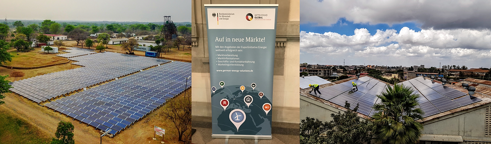 Rooftop solar systems in Africa, towards new markets