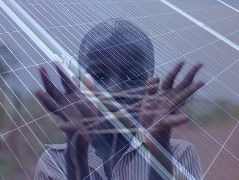 Boy and solar modules