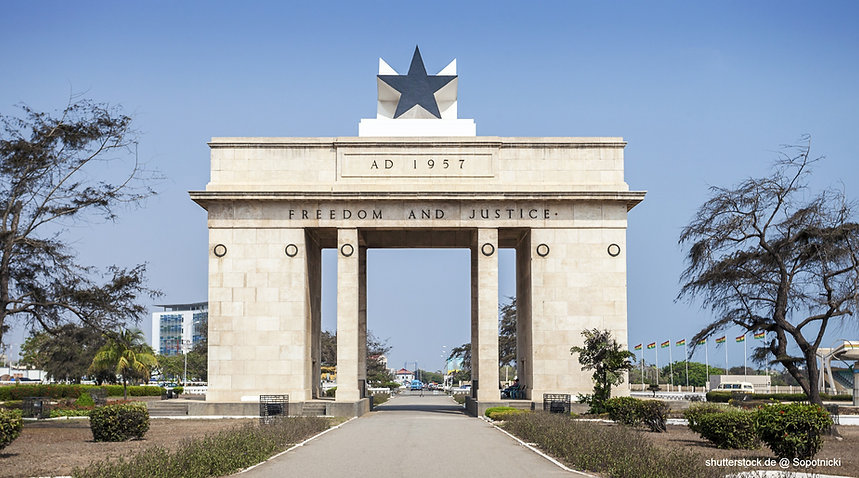 Freedom of Justic, Accra, Ghana