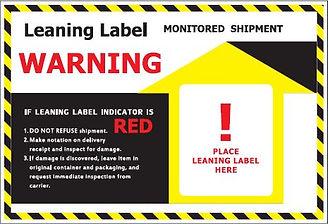 Companion Leaning Label