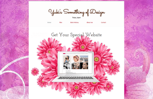 Webデザイナー「Yuki's Something of Design」