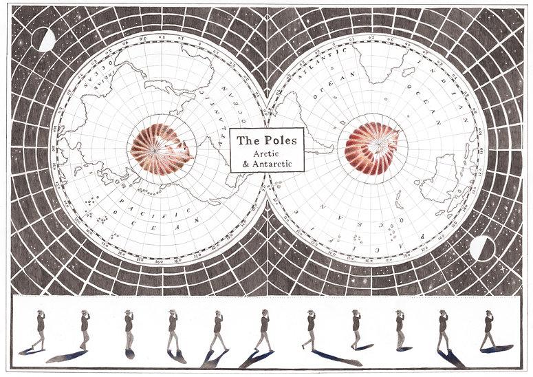 The Poles: Arctic & Antarctic, Eden Spivak