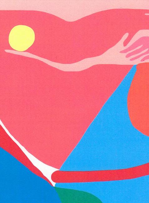 Illustrator Amber Vittoria reclaims the female form