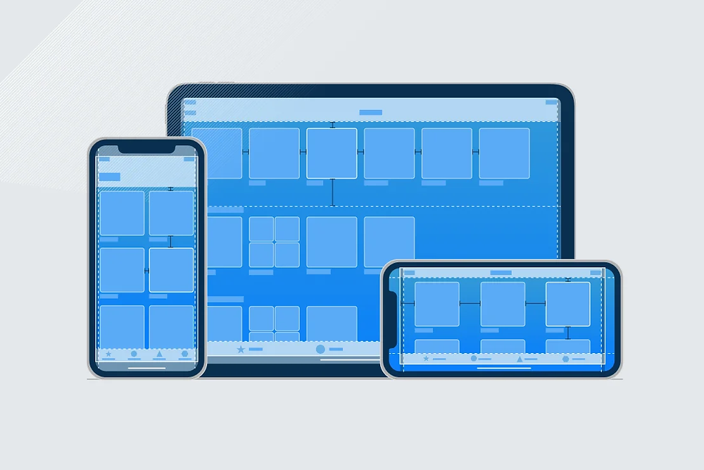 A screenshot of the Apple Human Interface Guidelines design library
