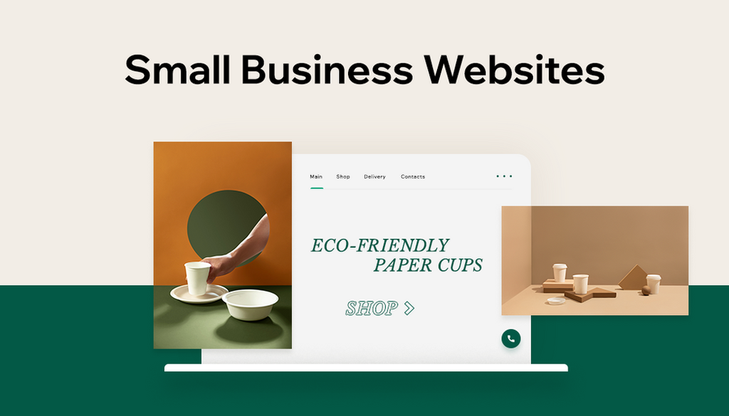 Best Small Business Website Examples Of
