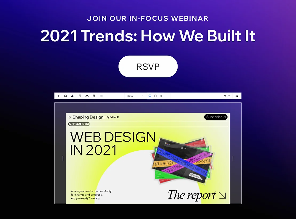 Join our in-focus webinar, 2021 Trends: How We Built In. Click to RSVP