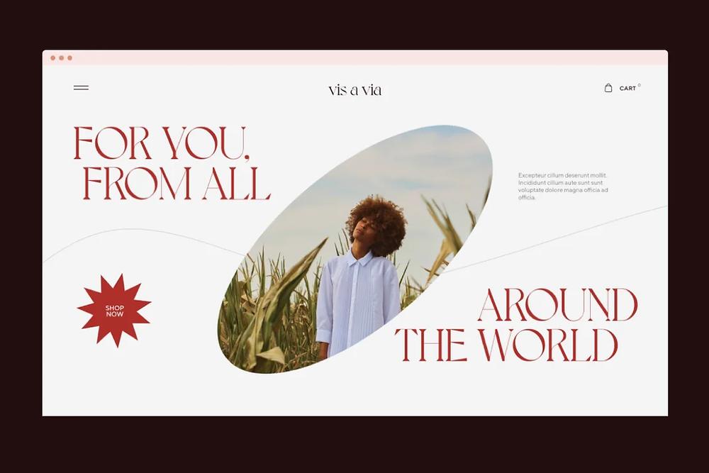 A website design by Abhishek Jha
