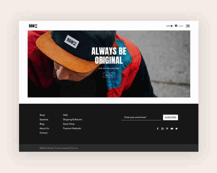 Website design tips: Website navigation