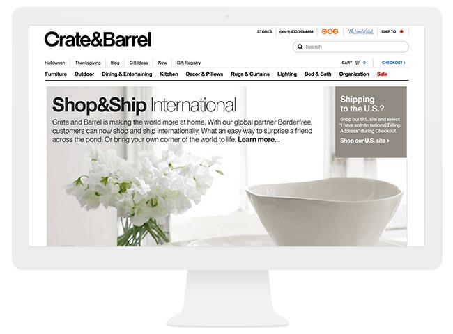 Crate&Barrel