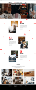 Wix Template - City Hostel