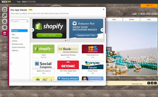 Agrega Shopify a tu Sitio