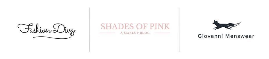Blog logos: fashion blogs
