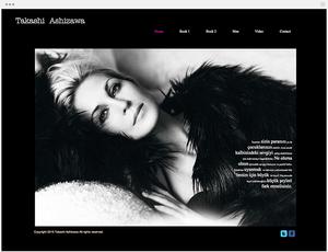 Takashi Ashizawa Homepage