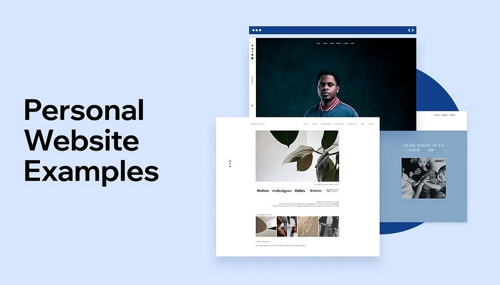 17 Best Personal Website Examples Of 2020