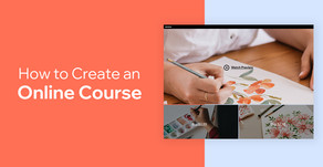 How to Create an Online Course and Share Your Expertise