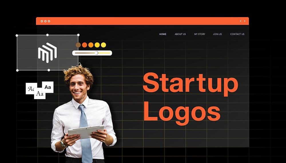 Teach startup logos