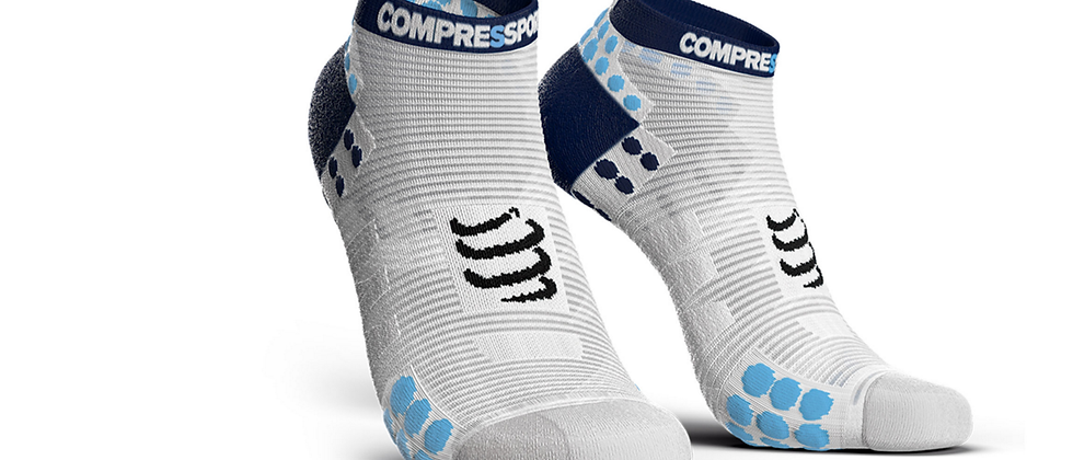 Compressport chaussettes Pro Racing Socks v3.0 Run Low