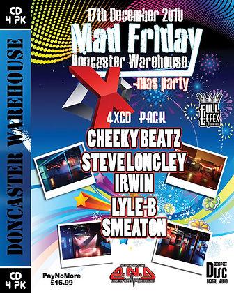 Mad Friday Xmas Party - 17/12/10