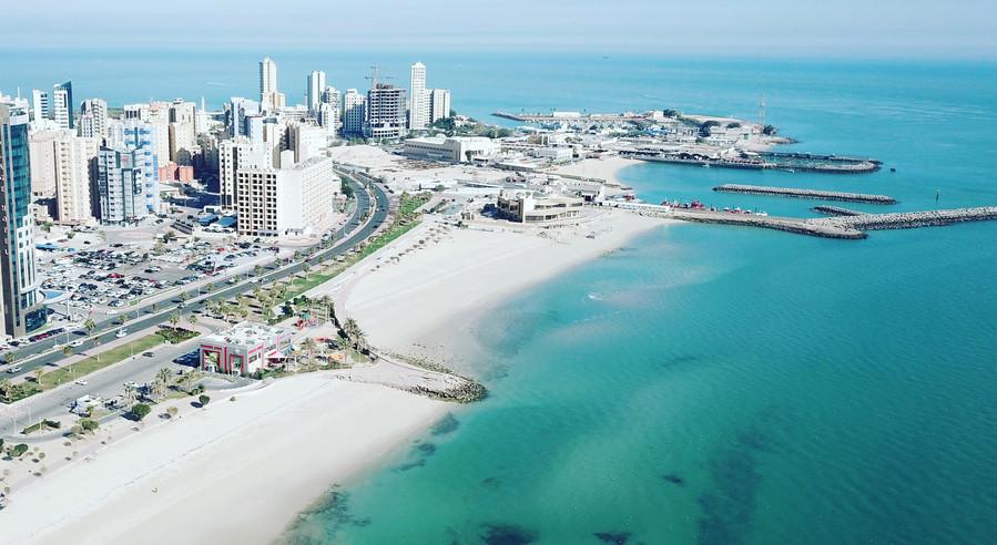 Salmiya Beaches