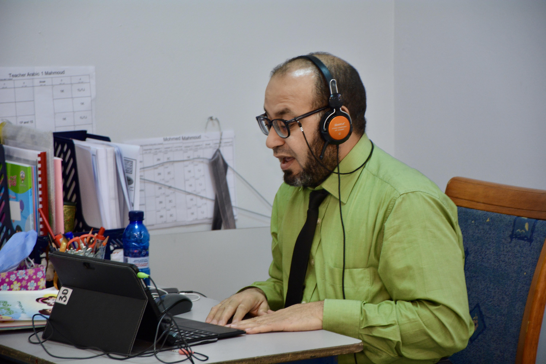Mr Mahmoud- Arabic