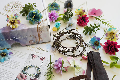 Make your own Flower Crown Kit Multi
