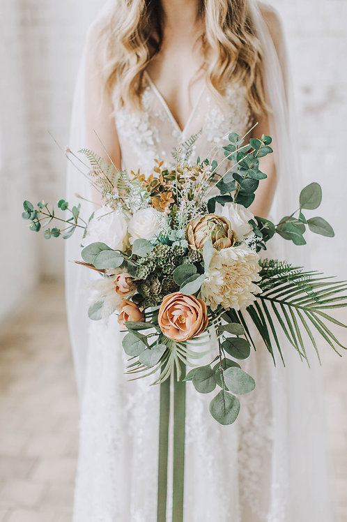 Rustic Natural Bouquet