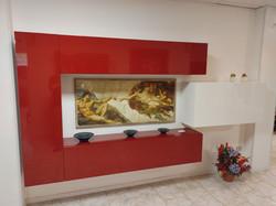 € 2190.00  Art. 164  - soggiorno laccato lucido