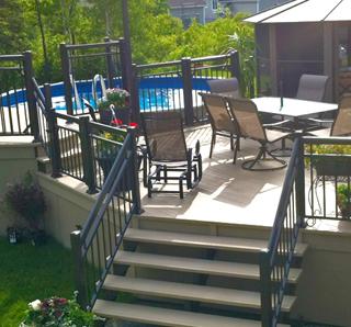 Balco Tech's balcony residential project