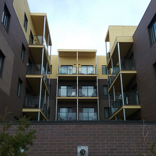 Commercial balcony project signed Balco Tech