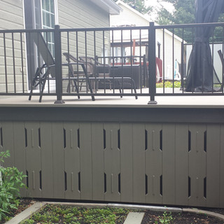Balco Tech's balcony residential project