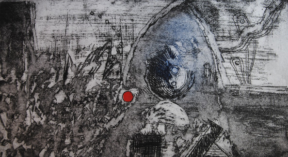 """Blue moon"" (Guido Legrand, ets)"